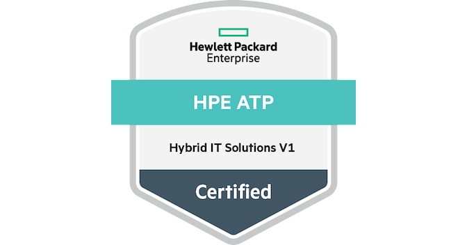 HPE Hybrid IT